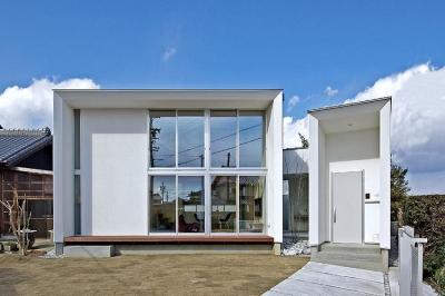 小島の家 (外観)