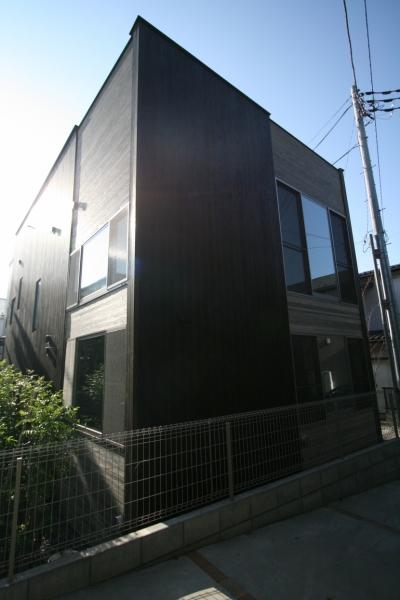 腰越の家 (外観)