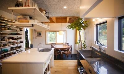 とうおんの家 (キッチン)