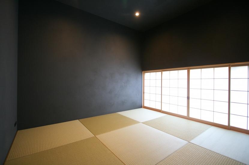 腰越の家の部屋 和室