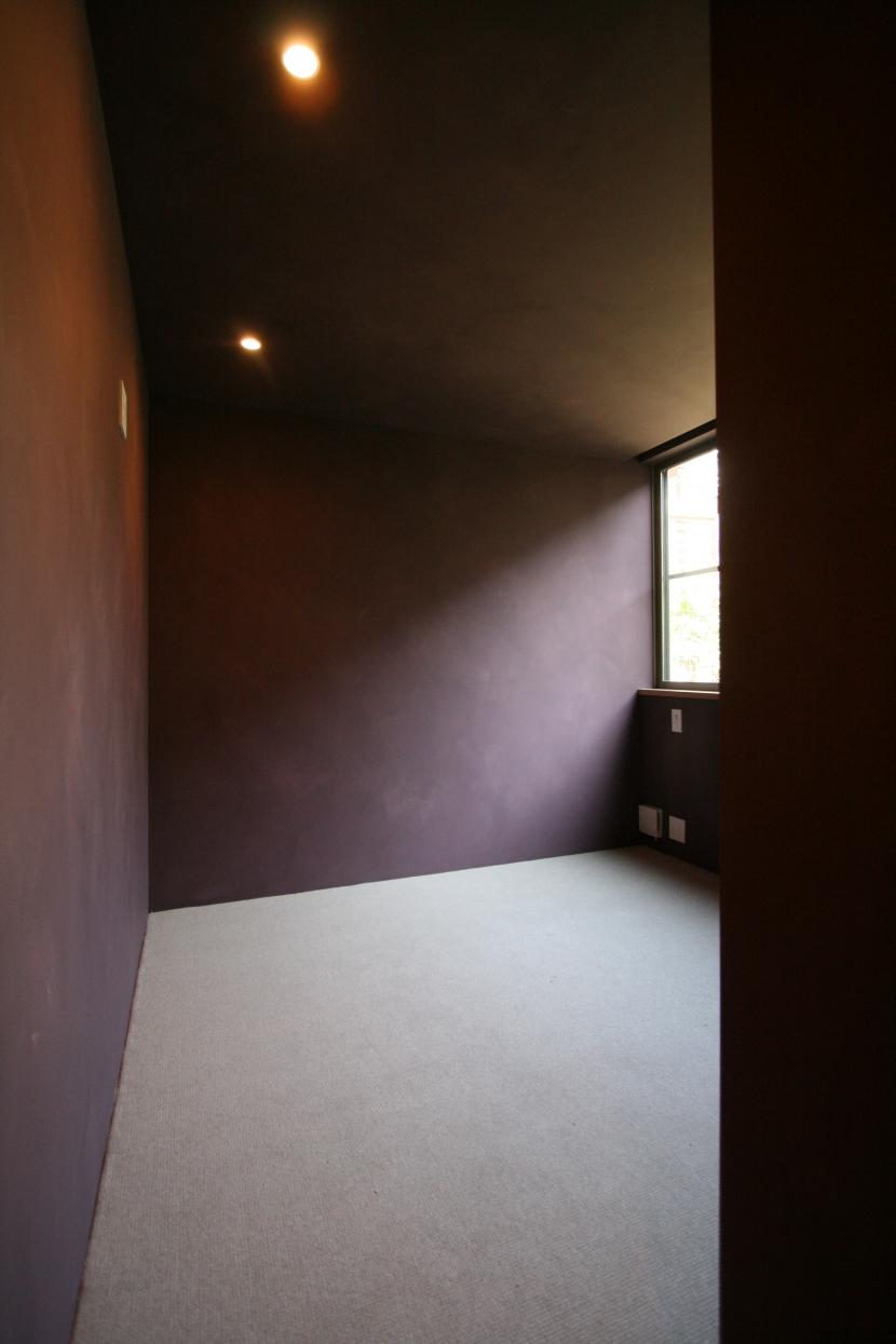 腰越の家の部屋 寝室
