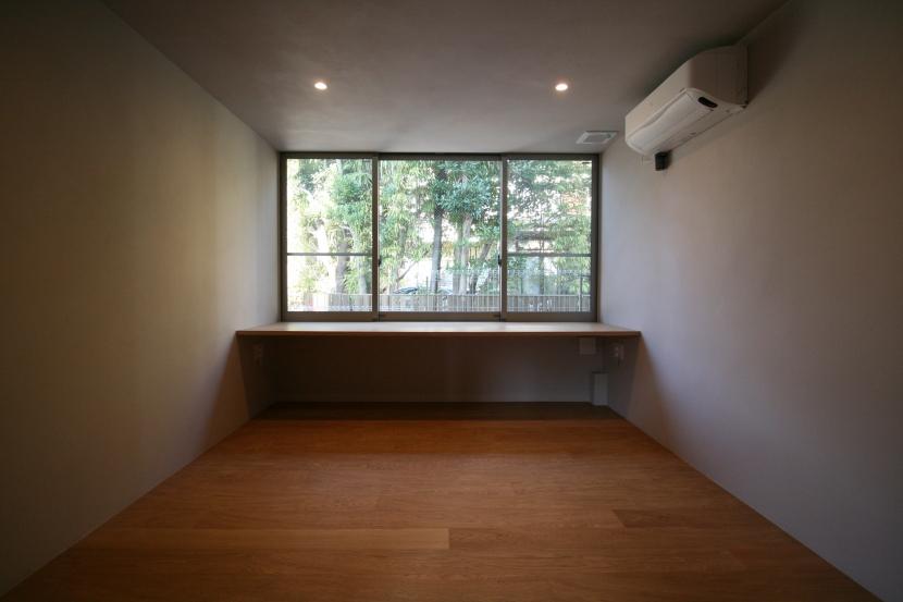 腰越の家の部屋 書斎