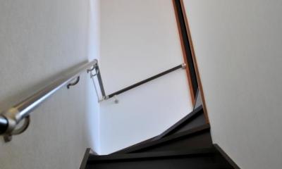 可変の家 (階段)
