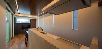 I2-house「court house」 (キッチン)