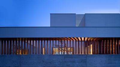 外観 (N8-house「Ⅲ-BOXの家」)