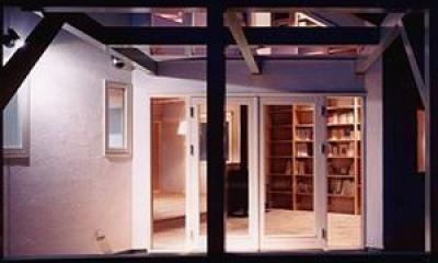 木津の家 (サンルーム)