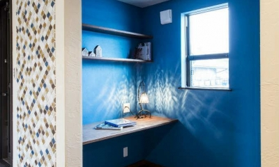 書斎|大人の空間 情緒豊かに暮らす家