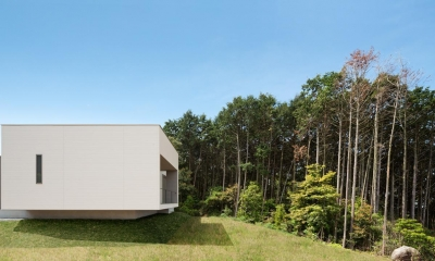 外観|Y7-house「海の見えるセカンドハウス」