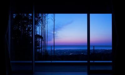 Y7-house「海の見えるセカンドハウス」 (外観)