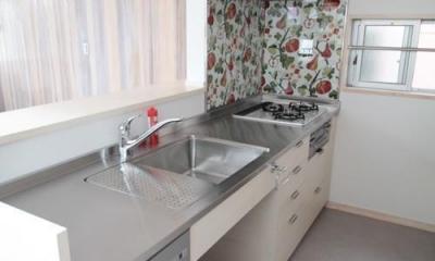 11坪の居心地HOME (キッチン)