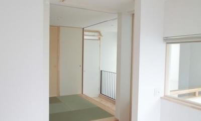 11坪の居心地HOME (寝室)