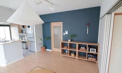 豊中市S邸 インテリアコーディネート (LDK)