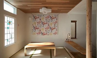 fikaをたのしむ、北欧スタイルの家