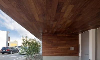 A2-house「shell house」 (外観)