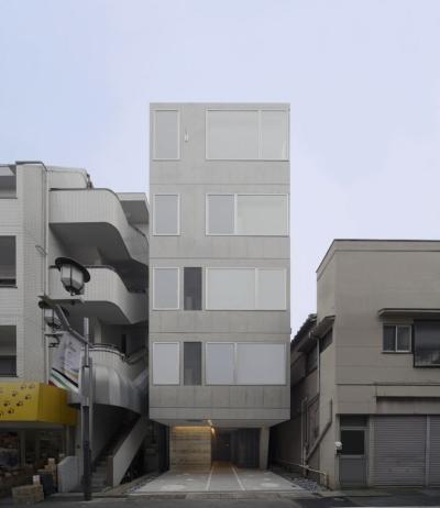 西中延の集合住宅 est (外観)