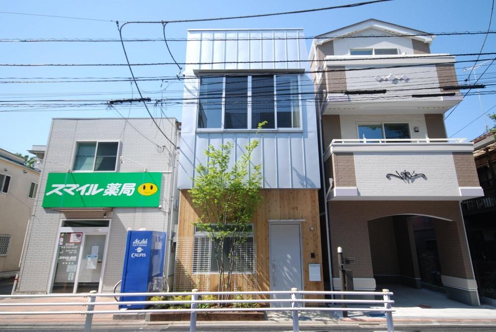 71/100 木箱・久我山 (外観)