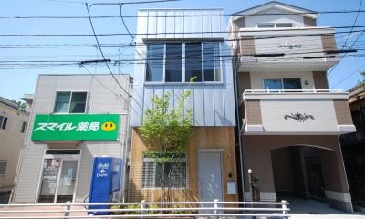 71/100 木箱・久我山