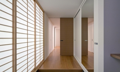 K5-house「スローライフの家」 (玄関ホール)