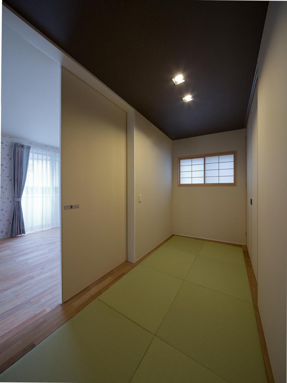 U3-house「回廊の家」 (和室)