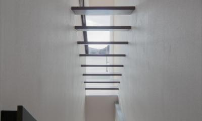 I-house「水平線の家」 (階段)