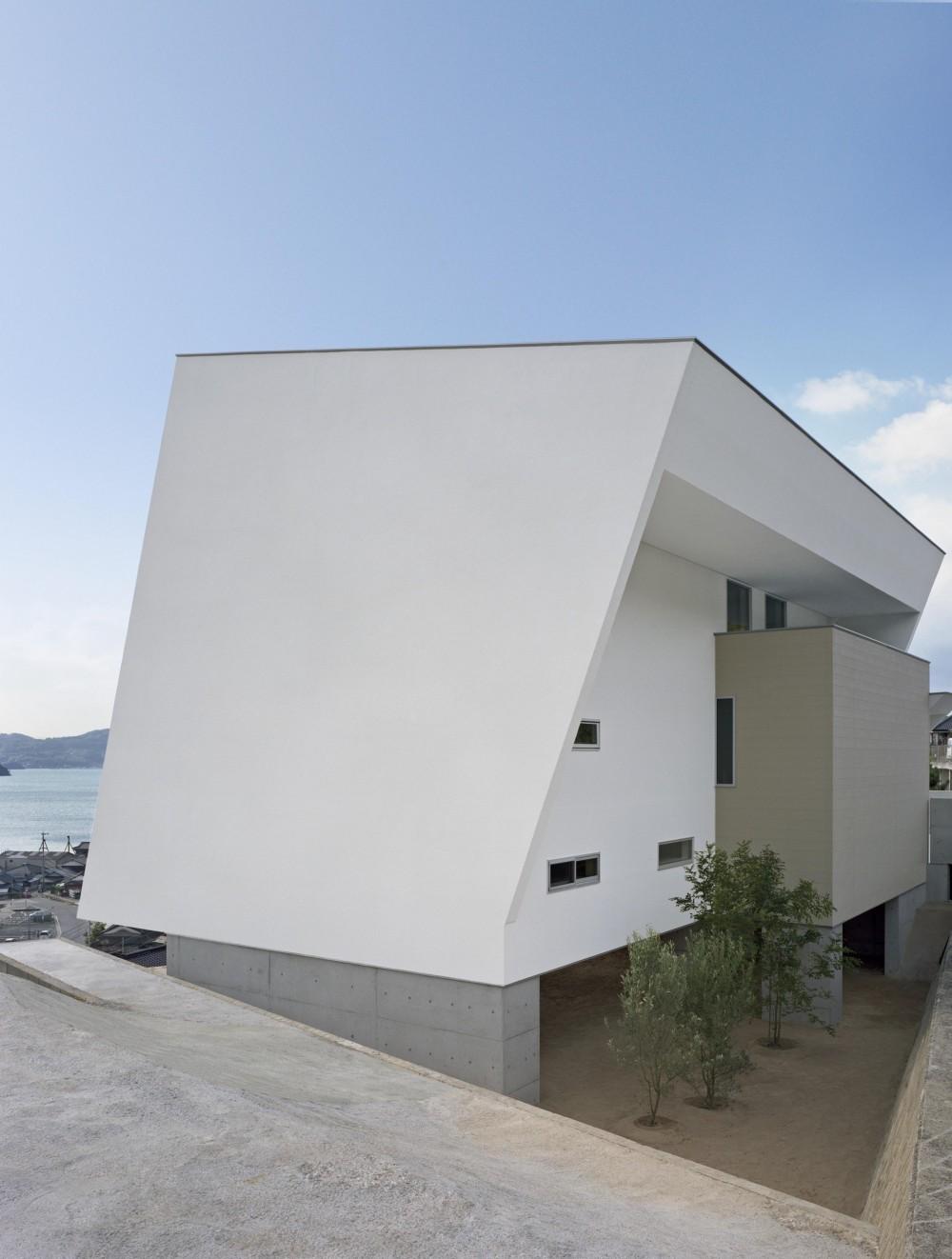 佐藤正彦「I-house「水平線の家」」