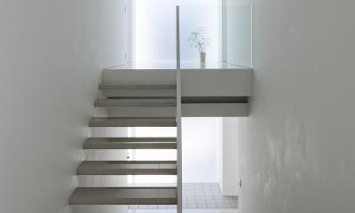 階段室|KKNKZK