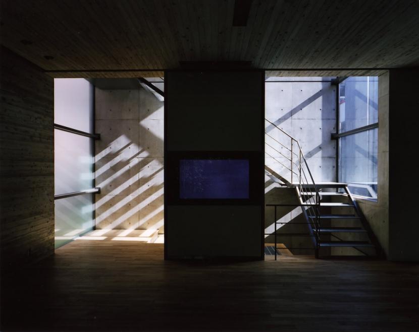 AKSの部屋 階段