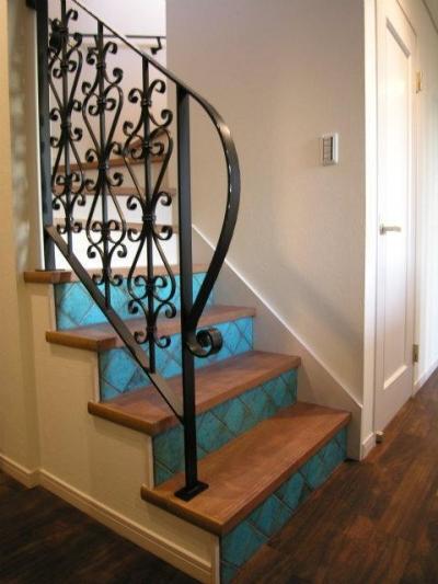 階段 (パリ、アパルトマンスタイルの家)