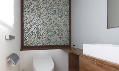 トイレ|桜台の家