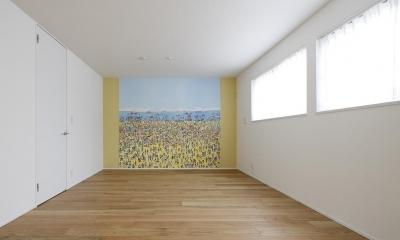 桜台の家 (子供室)