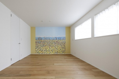子供室 (桜台の家)