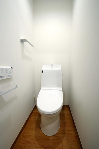 トイレ (カタヒジハラズ)