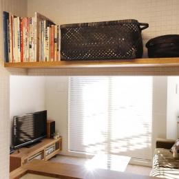 H邸・白のハーモニーで作る二人のこだわり空間 (キッチン3)