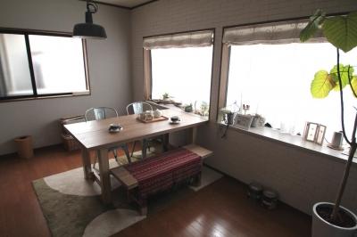 京都市伏見区T邸 インテリアコーディネート (サブリビング)