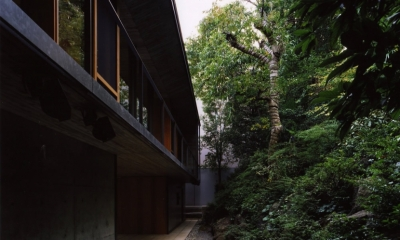 赤坂のゲストハウス AKS (外観)
