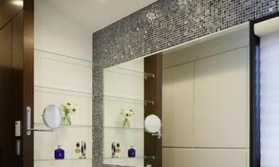 洗面室|厳選素材のやさしい住まい