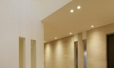 厳選素材のやさしい住まい (玄関ホール1)