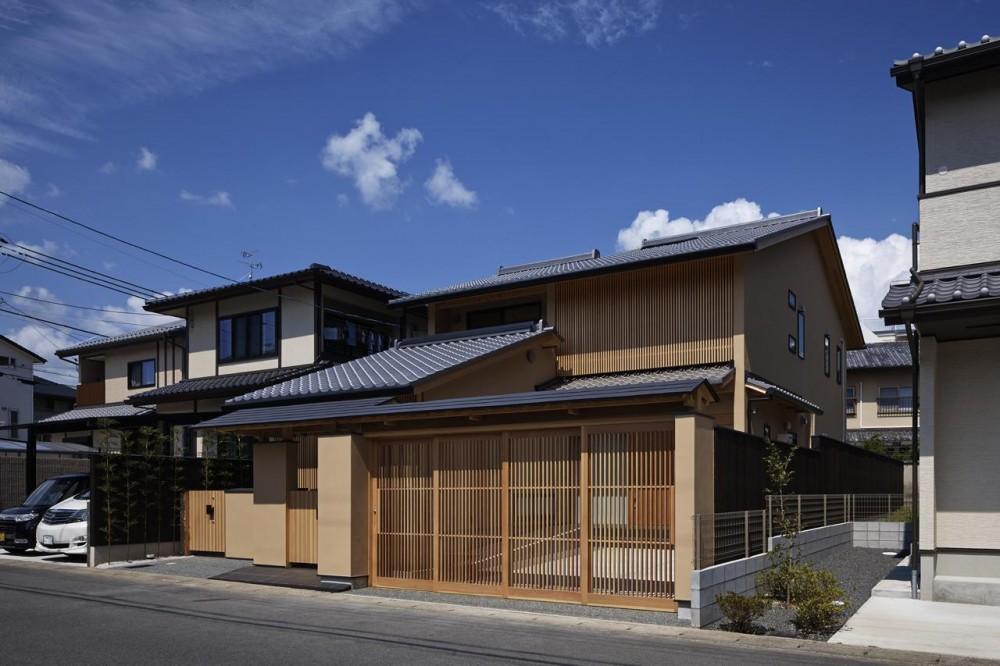 京都市Tn邸 (南東外観)