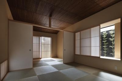 和室 (京都市Tn邸)