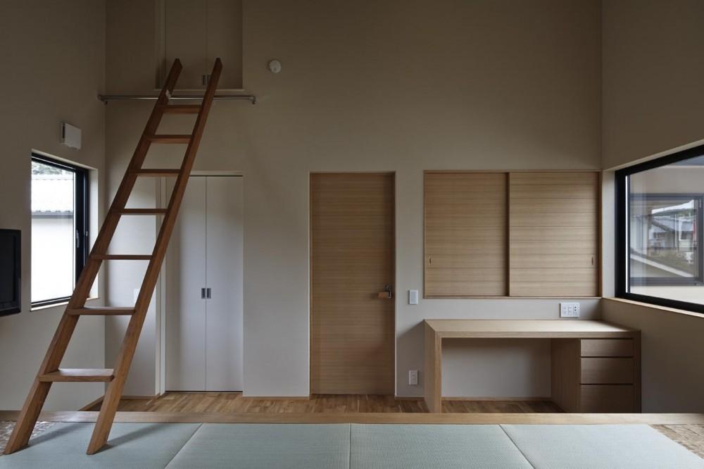 京都市Tn邸 (主寝室)