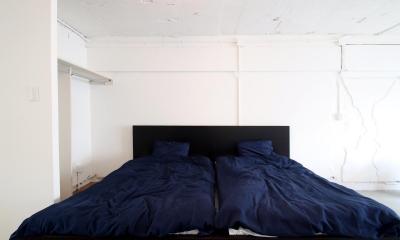 スモーキーな刺激 (ベッドスペース)