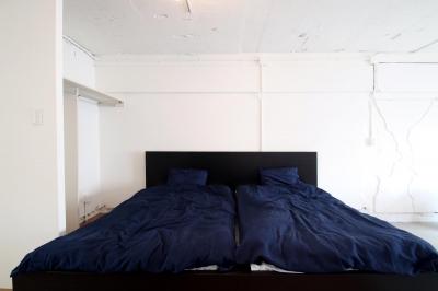 ベッドスペース (スモーキーな刺激)