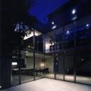 新宿の住宅 NISの写真 ガーデン