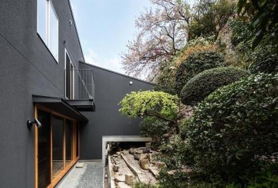 TA-house (外観)
