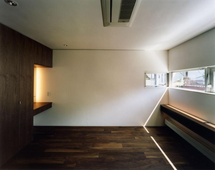 NISの写真 居室