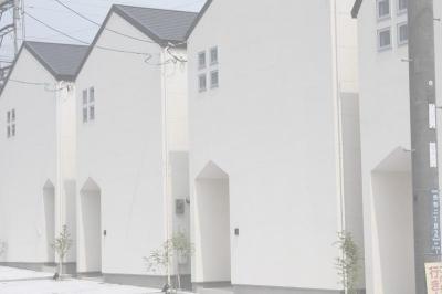 売布の建売住宅 (外観1)