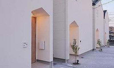 外観2|売布の建売住宅