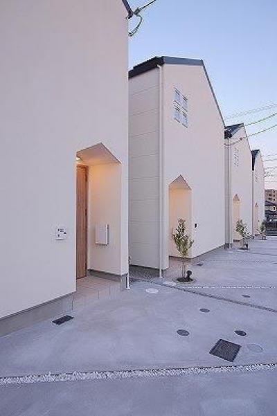 売布の建売住宅 (外観2)