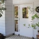 ハイブリッドホームの住宅事例「内と外をつなぐ半屋外の開放的な空間」