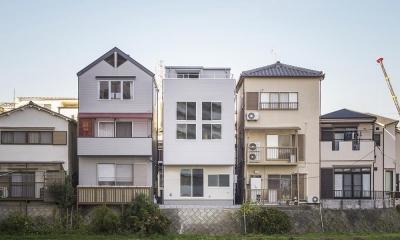 狭山の家:大阪.狭山の注文住宅 (外観)